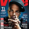 T.I. Covers Vibe Mag Dec 2010/ Jan 2011