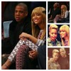 (Blog) @S_C_ & @Beyonce court side at @BarclayCenter for Nets Home Opener @ChrisetteM sings National Anthem