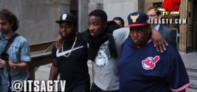 Troy Ave Released From Custody After Posting $500K Bail